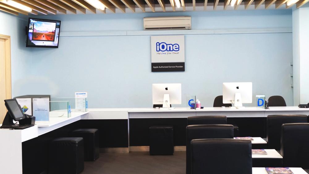 iOne Service Center