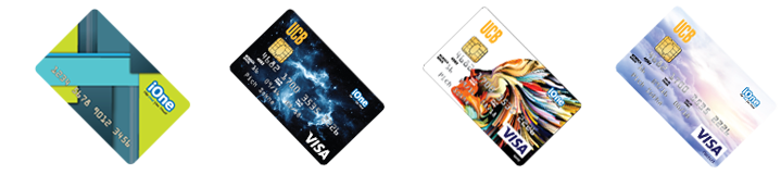 iOne Visa Banner