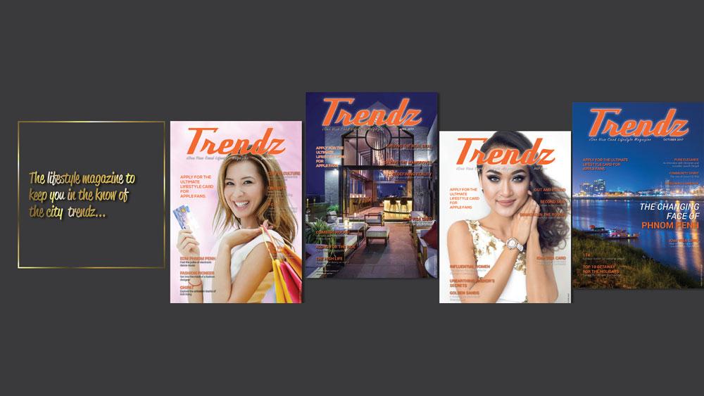 Trendz Magazine Banner
