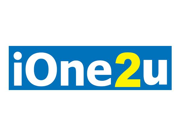 iOne2u Logo