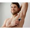 Showerproof body groomer