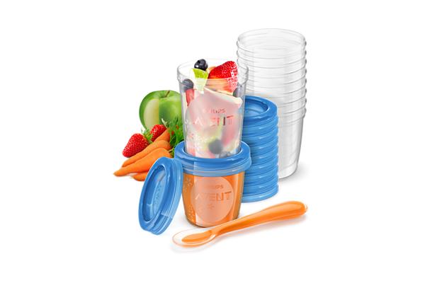 food storage cup